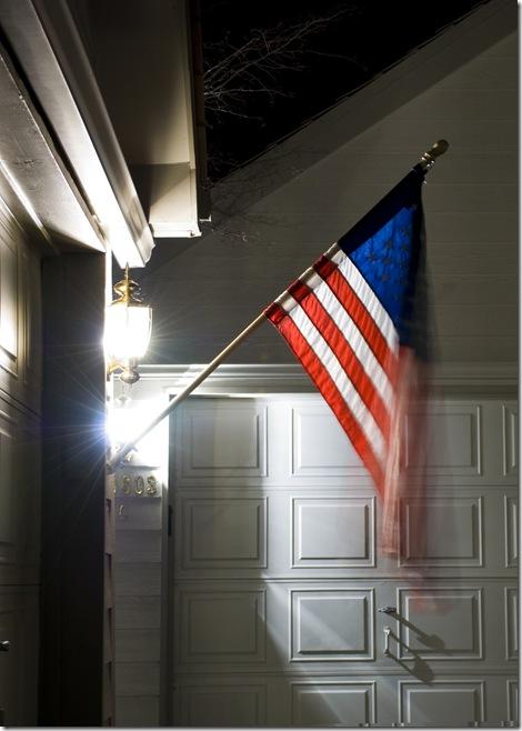 night flag