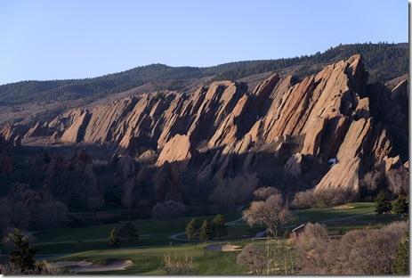 Arrowhead golf