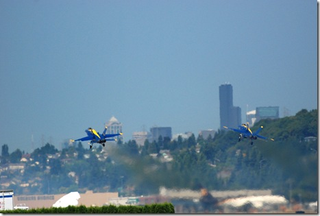 Blues over seattle 10