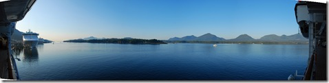 Ketch harbor pano