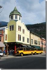 Skagway town