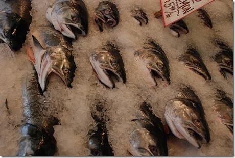 pikes market salmon