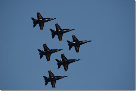 Blue Angel Delta