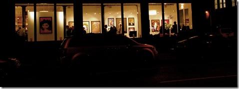 art gallery NYC
