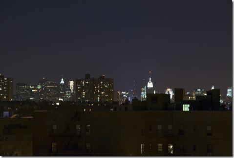 manhattan from the roof