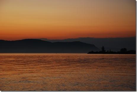 hudson sunset2