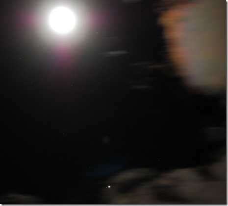 Moon and Jupiter 2010 2