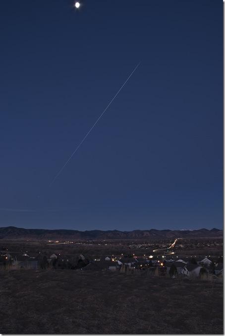 ISS Pass 11-26-10 (0630am)