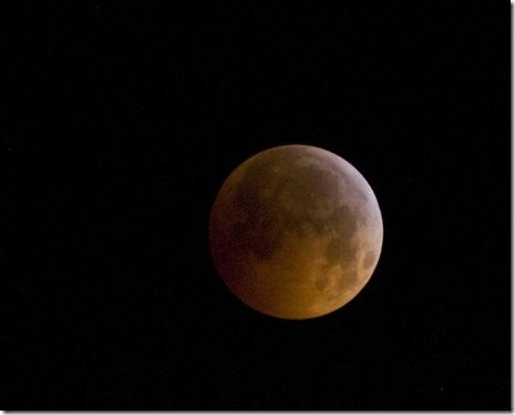 Eclipsed moon 12-21-2010 b