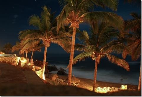 Night overlook