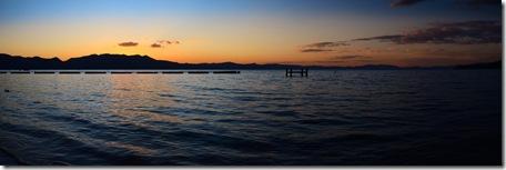 Lake Tahoe Sunset 2