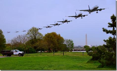 Potomac Approach