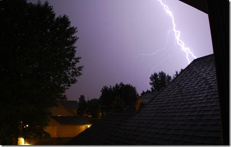 Storm July 2011 Denver