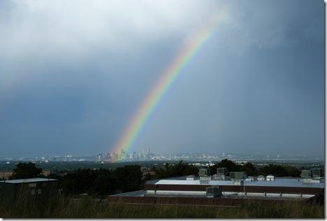Denver Rainbow from Green Mountain