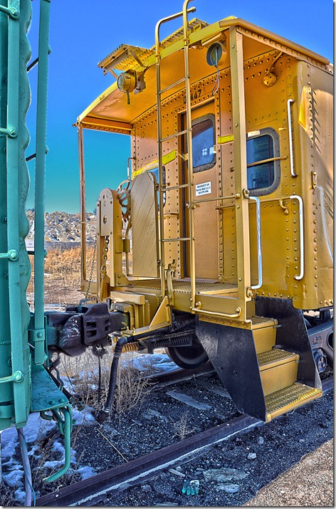 Caboose 1 HDR