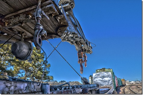 Rail Crane 1 HDR