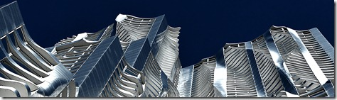 8 Spruce Street Gehry Tower 4