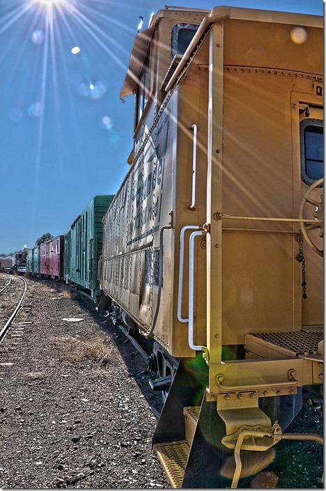 Train 1 HDR