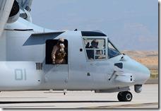 VMM-166 Sea Elks V-22 Taxi-a