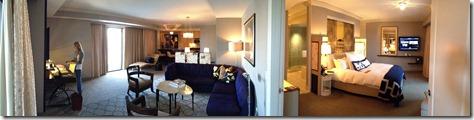 Cosmopolitan Suite Interior