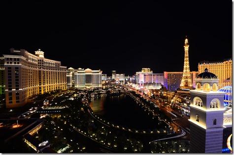 Vegas Strip at Night 2