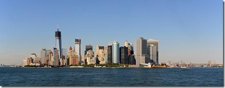 Clear day Lower Manhattan2