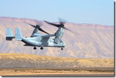 V-22 Forward Flight