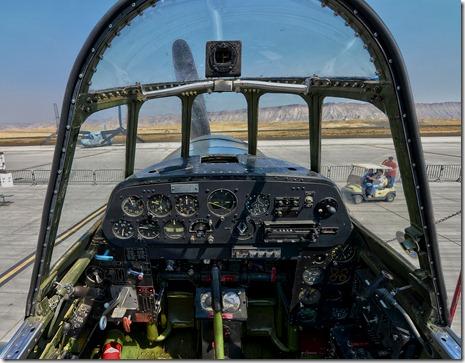 TBM Cockpit HDR