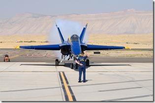 Blue Angel #1 Greg Mcwherter Smoke Check