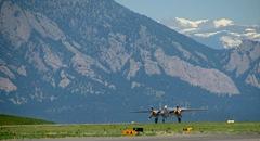 b25 takeoff