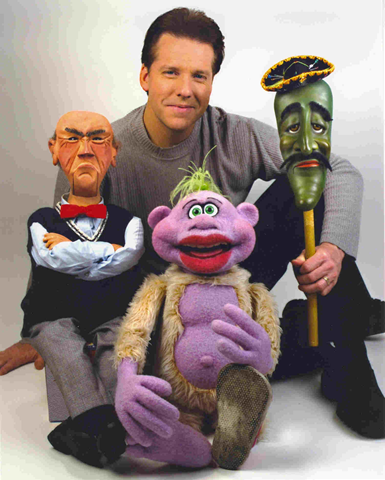 jeff dunham walter pictures. Jeff Dunham, the world renown